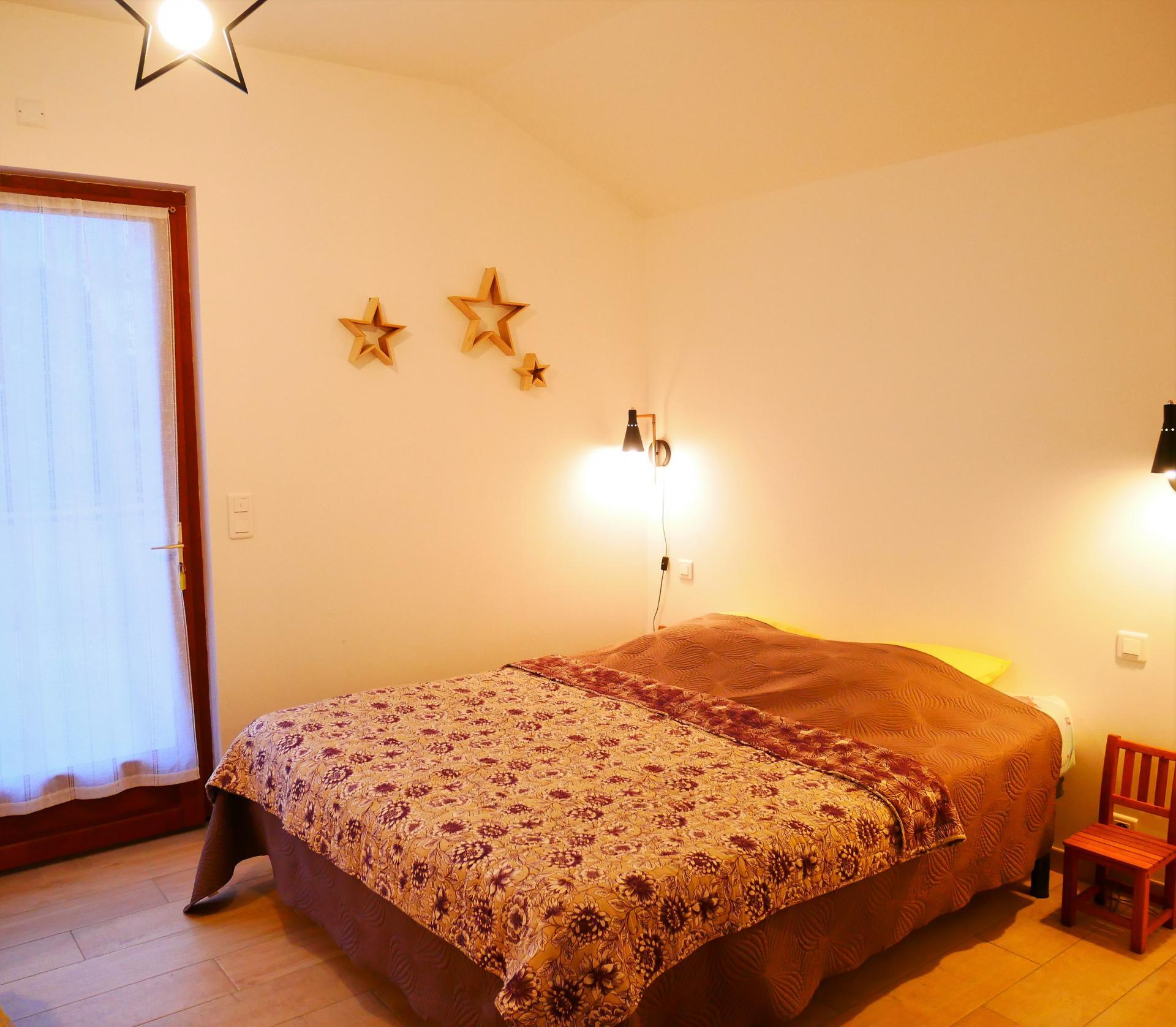 7 chambres spacieuses et dotées de rangement