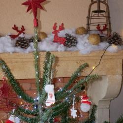 Noël au gîte Le Bois Rond